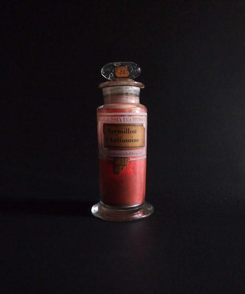 ECOLE POLYTECHIQUE の顔料瓶 A