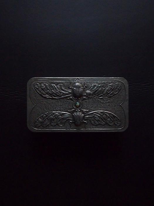 昆虫柄エタンの箱