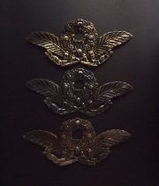 パピエマシェの装飾パーツ B