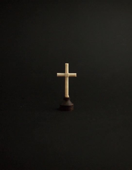 小さな十字架