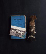 アンヴァンテール 鳥の剥製と紙ものセット