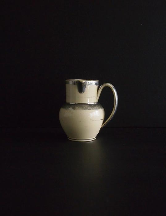 Creil et Montereauのミルク・ポット