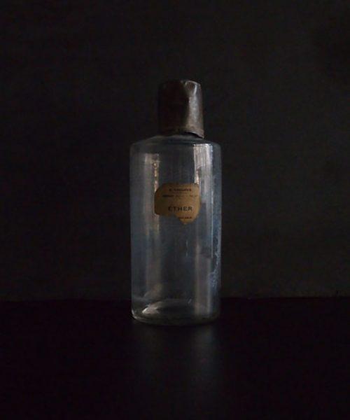 大きなガラス瓶  ÉTHER