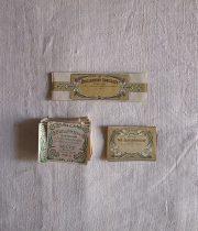 8周年記念サービス品 古いラベル 3種115枚