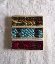 8周年記念サービス品 D・M・Cの箱入り刺繍糸3箱 B