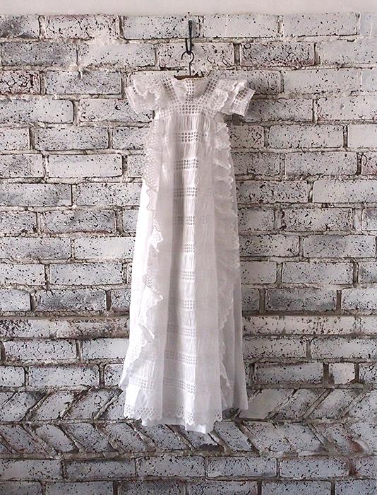 8周年記念サービス品 洗礼ドレス