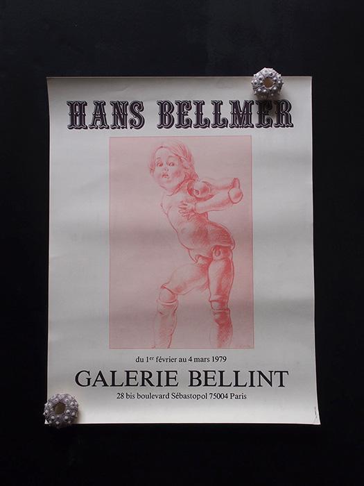 ハンス・ベルメールのポスター