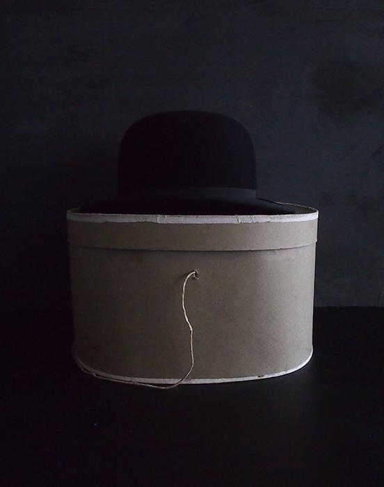 帽子入りハット・ボックス