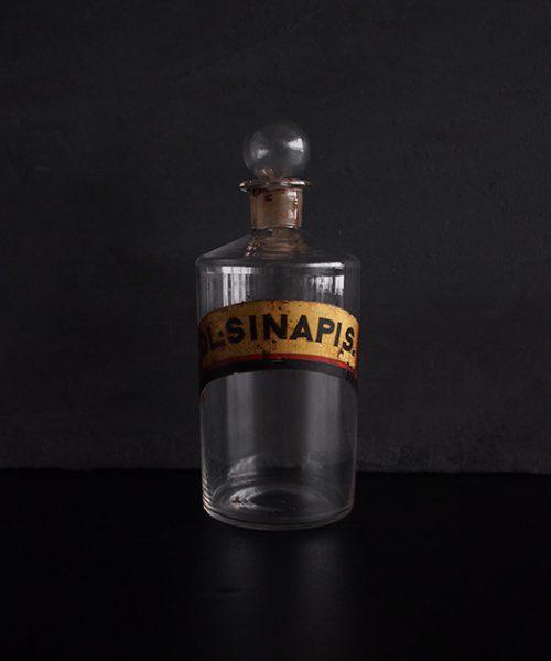 古い薬瓶 OK : SINAPIS.