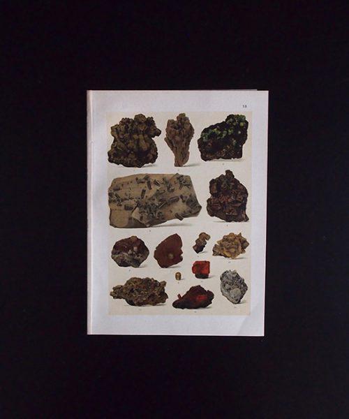 鉱物図版 15  Bleierze