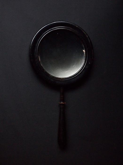 手持ち凹面鏡
