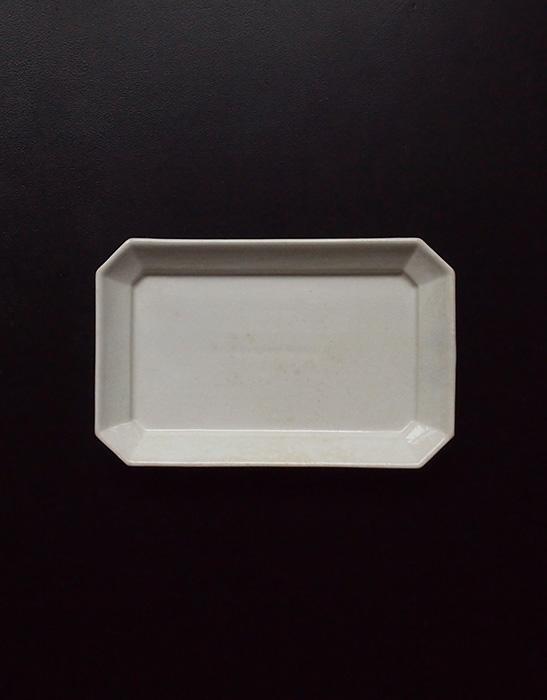 Creil et Montereau  オクトゴナル長皿