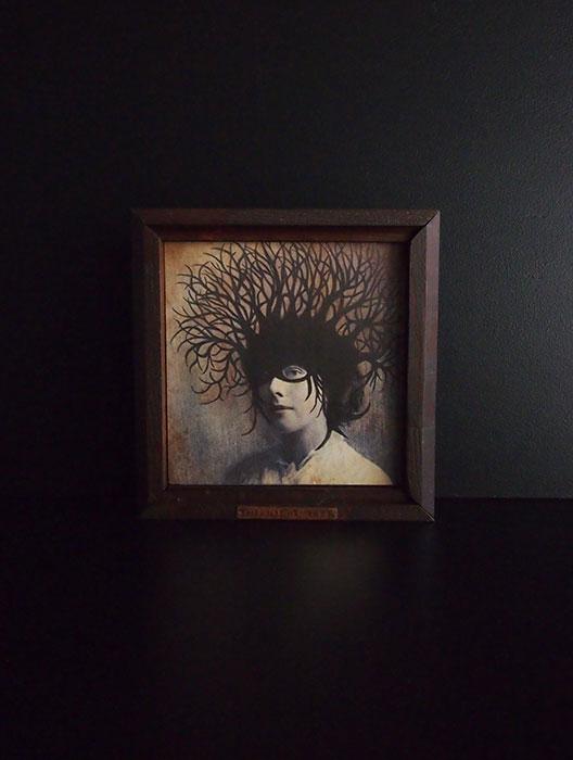 川島 朗『 The Night Tree   夜の木 』