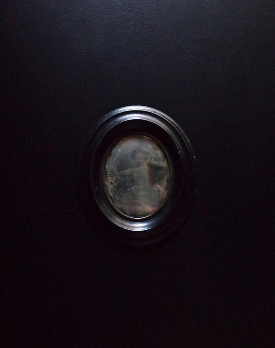 Daguerréotype 6  少女の肖像