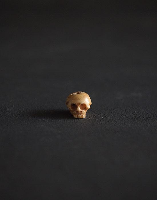 骨の髑髏 B