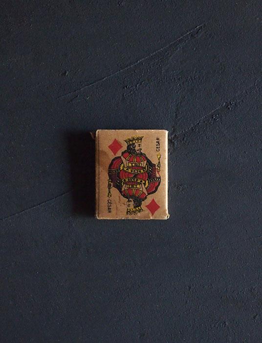 小さなトランプ・カード