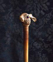 うさぎの杖