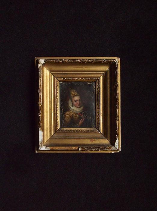 イル・カピターノの肖像画