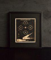 スミスの天文図版 PHASE OF THE MOON