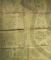 刺繍図案 A