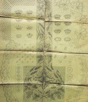 刺繍図案 F