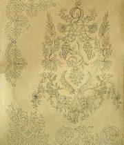 刺繍図案 J