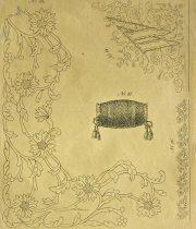 刺繍図案 L