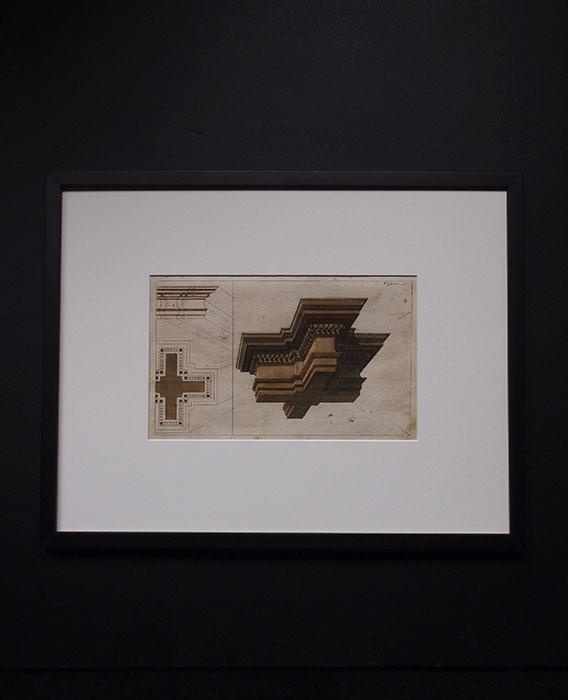 アンドレア・ポッツォ 建築の図版 A