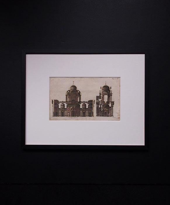 アンドレア・ポッツォ 建築の図版 C