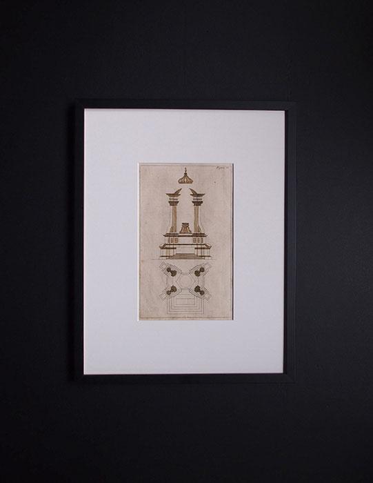 アンドレア・ポッツォ 建築の図版 B