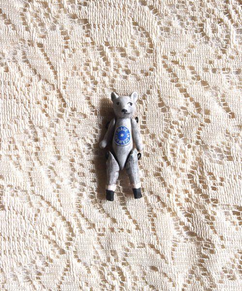 Petite poupée en biscuit de rat