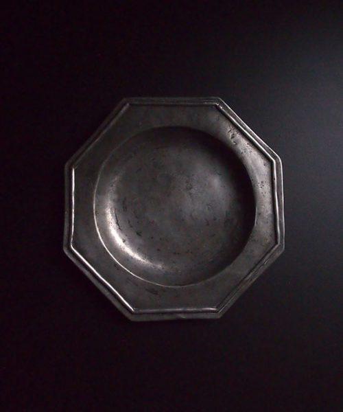 エタンのオクトゴナル皿