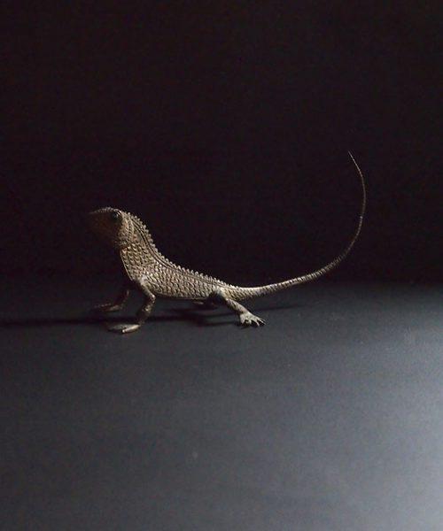 ブロンズの蜥蜴 A