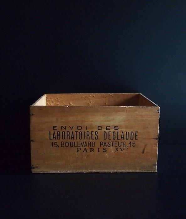 郵便用木箱