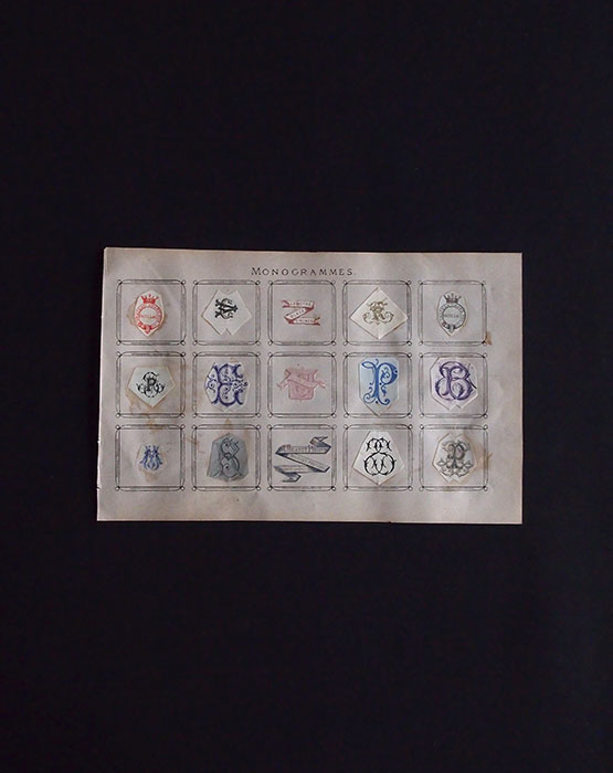 Monogrammes Collection 30