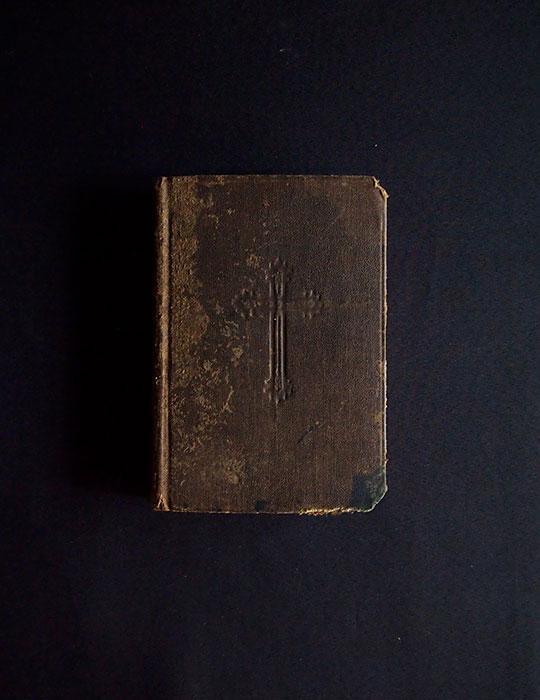 古い祈祷書
