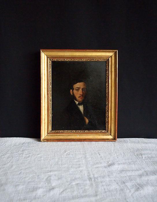 紳士の肖像画