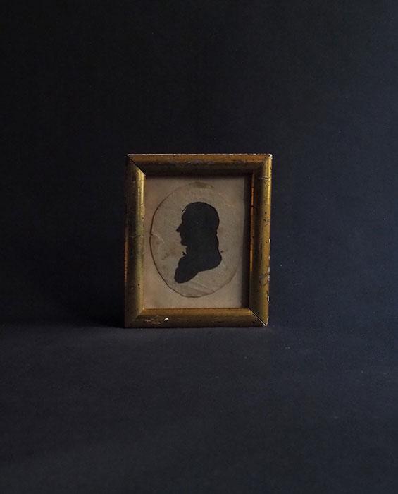 Silhouette Portrait 1