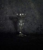 Verre à champagne en cristal 1