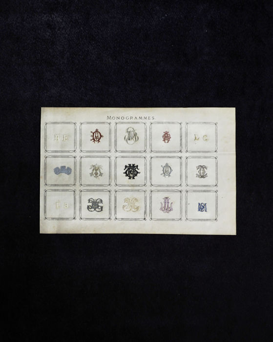 Monogrammes Collection 32