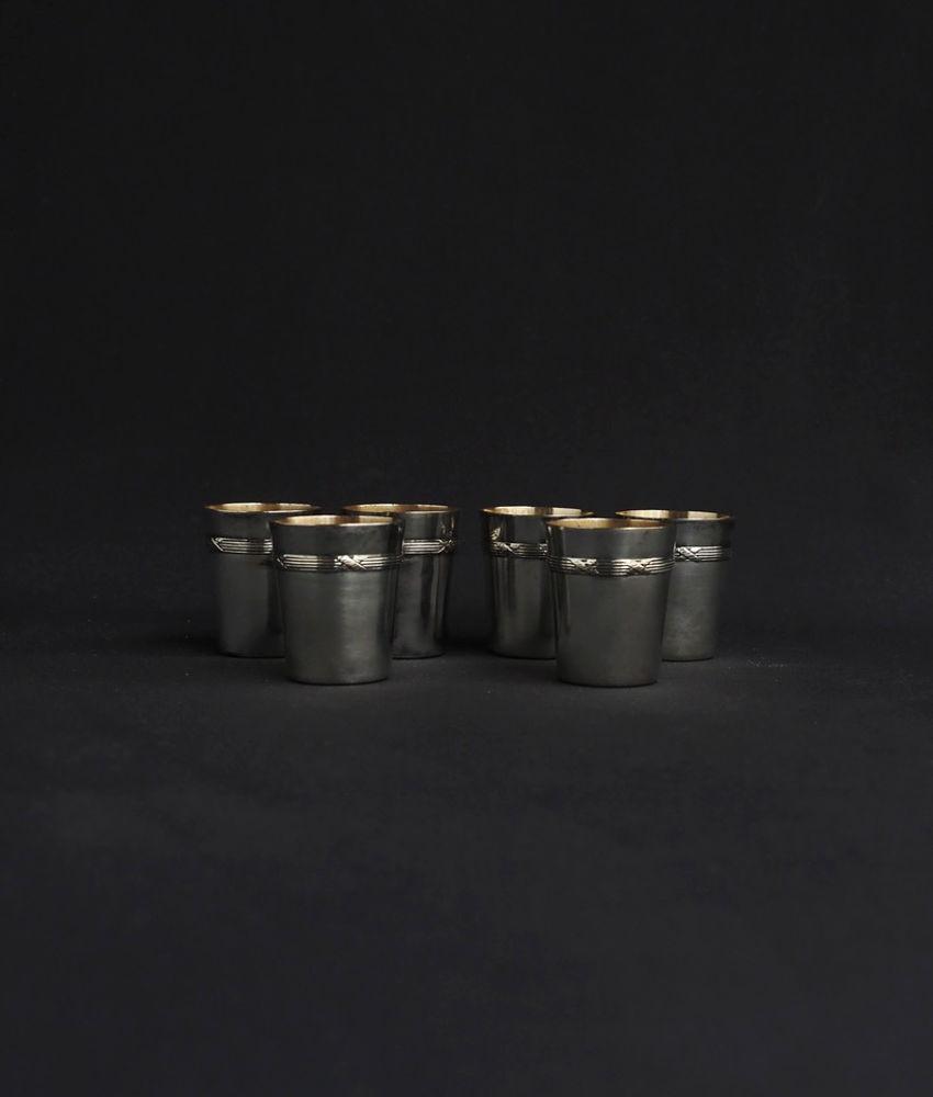 洋白のカップ 6個